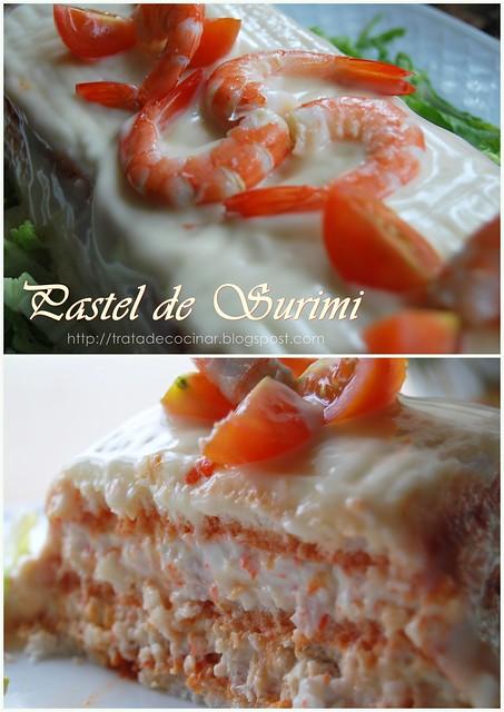 Cake Surimi Tomate Thermomix