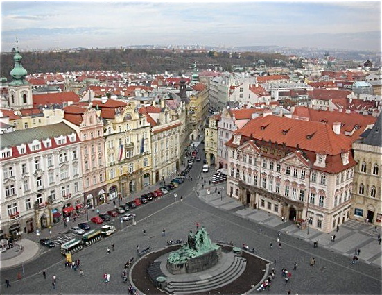 Prague: Old Town Square