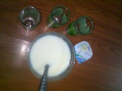 Sữa chua nếp cẩm 1