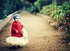 Litte Red Coat... (Shana Rae {Florabella Collection}) Tags: portrait baby girl vintage cosmopolitan model babydoll dirtroad pettiskirt redcoat bluehat shanarae florabellatextures florabellaaction setiifriday