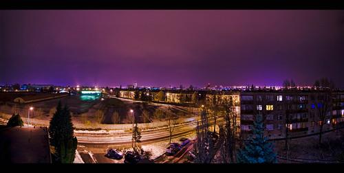 Teleki tetőről panorama