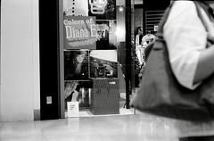 ohhhh, please stay by me ... Diana (Fong Long) Tags: bw film blackwhite pavilion kualalumpur leicam2 ilfotechc hp5plushp5 summarit50mmf15