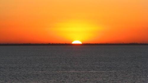 Pôr-do-Sol em Buenos Aires