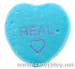 Necco Sweethearts - Real Heart