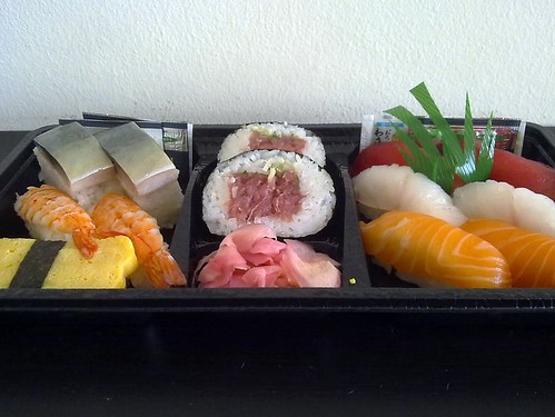 Nakajima Suisan Sushi Set
