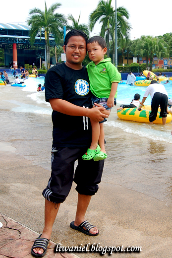 TM Family Day @ Desa Waterpark