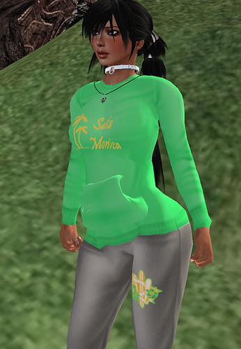 hunt prizes Heat Wave #01 Alexohol fashions surf hoodie sweats
