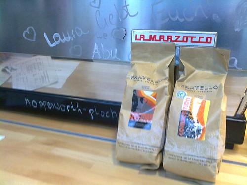 Fratello Coffee @Frankfurt