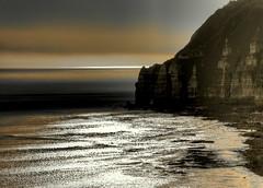 Beer, Devon (Choulabags) Tags: winter sea sky beer january cliffs devon 1001nights mywinners choulabags bestofmywinners