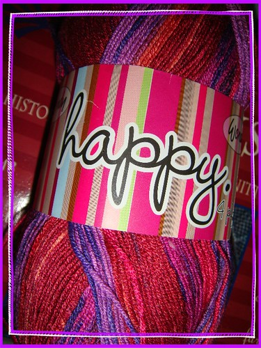 happy sock yarn