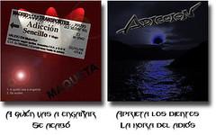 Maquetas de Adiccion (Demos Music 2) Tags: rock metal blog web musica gratis descarga leganes demos adiccion demosmusic