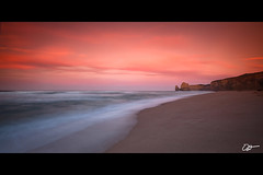 Great Ocean Road Sunrise - Gibson Steps (hangingpixels-OLD ACC) Tags: ocean cloud beach water rock sunrise sand wave australia victoria limestone vic greatoceanroad filters 12apostles holder gibsonsteps cokin thetwelveapostles gradnd graduatedneutraldensity zpro z121m z124tobacco