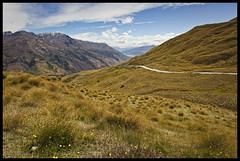 Crown Range Road (louisetolman) Tags: newzealand southisland campervan allthewayround 2470mmf28g