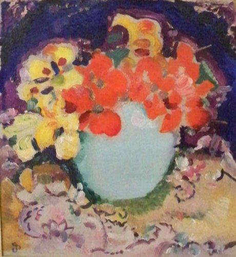 Sluijters, Jan (1881-1941) - 1909 Vase with Flowers (Private Collection)