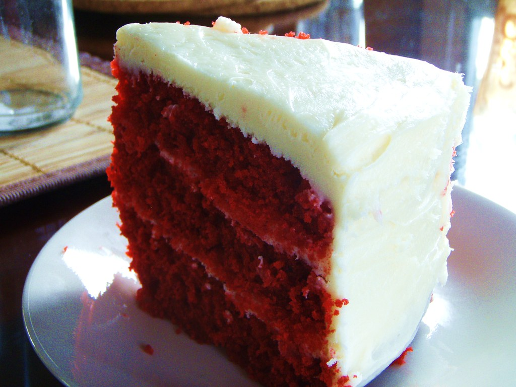 dense red velvet wedding cake recipe the world s best photos of icing flickr hive mind 13457