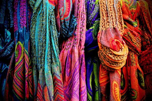 Colors, Textures