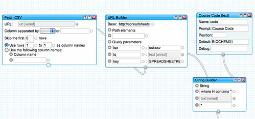 Creating Database Query Forms in Google Spreadsheets – Sort Of ...