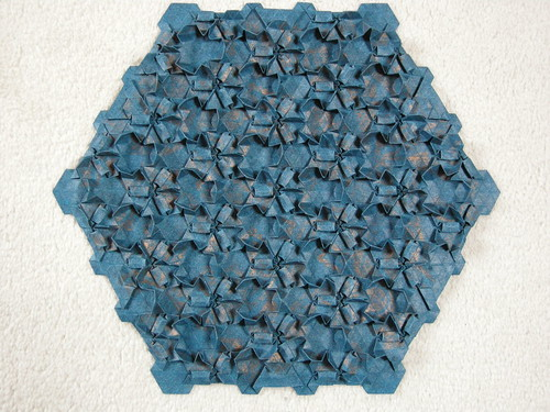 Nametag tessellation, front