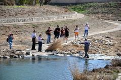 FlickrClubSA photowalk (Stu_Jo) Tags: sanantonio river texas tx photowalk paparazzi extension riverwalk sanantonioriver flickrwalk missionreach flickrclubsa10jan23riverwalksouth