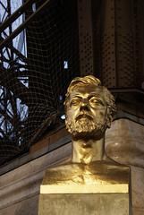Gustave Eiffel (gifrancis) Tags: paris tower torre tour eiffel gustaveeiffel