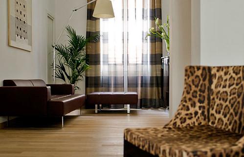 Bed & Breakfast Suite 70, Reggio Calabria, Italy, Living Room