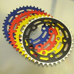 SUGINO BMX Chainring1