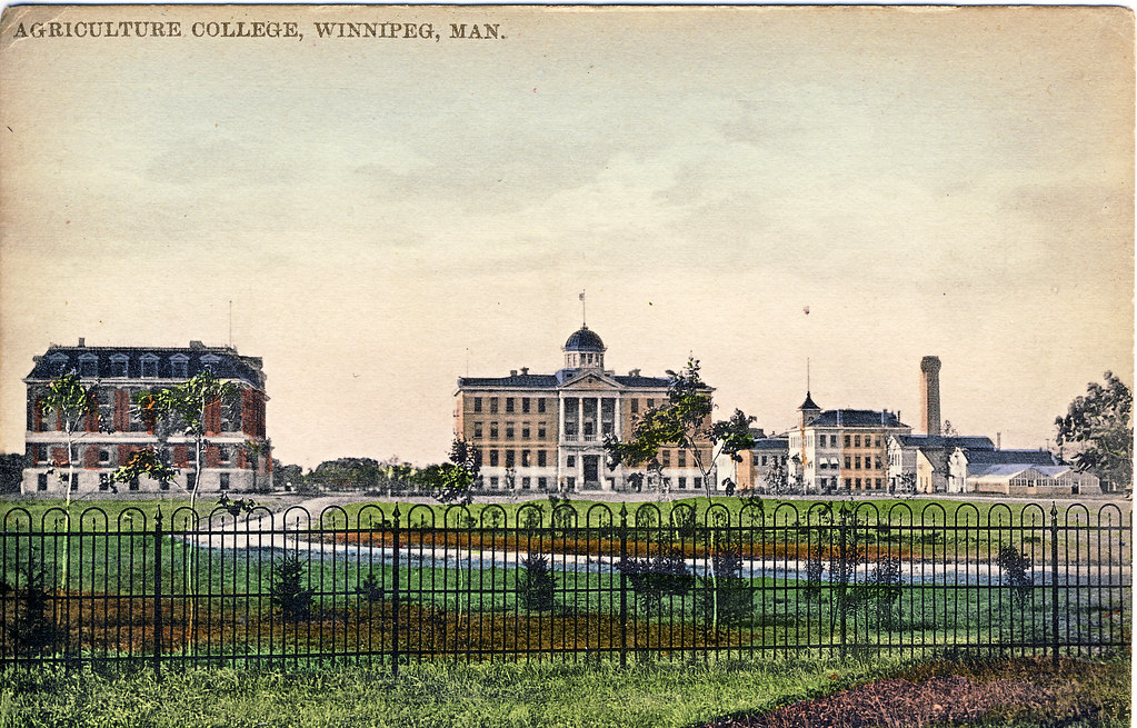Agricultural College, Winnipeg, Man.
