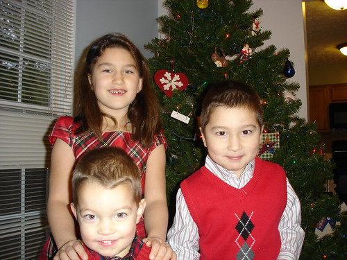 Corinne, Mason and Ethan