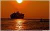 Queen Returns.. (Naseer Ommer) Tags: india kerala queenmaryii vypeen naseerommer discoverplanet dpintl