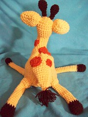 101_1026 (CrazyHatSociety) Tags: charity green animals yellow haiti hats frogs giraffes etsy donations ravelry crazyhatsociety crazyhatsocietyetsycom