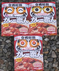 01 Daruma curry from GLICO