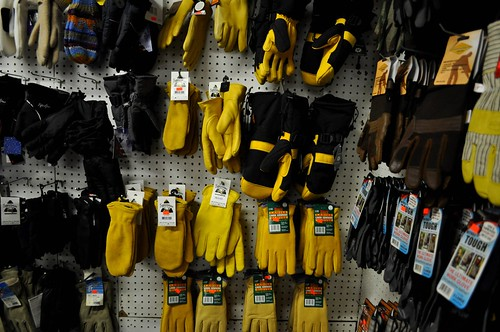 Utility Gloves at General Store
