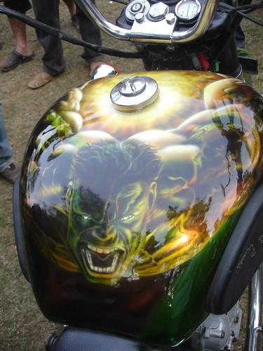 Hulk Paint job