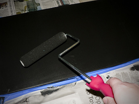 chore chart magnetic paint
