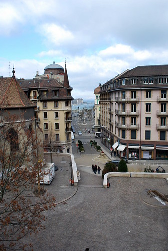 Sortie à Genève