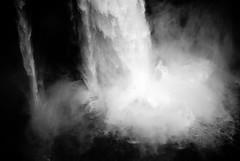 094. (E)motion (prenetic) Tags: blackandwhite bw mist motion nature water flow blackwhite waterfall washington movement action falls spray erosion snoqualmiefalls rapid snoqualmie rapidity