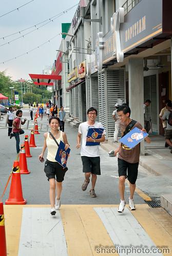 Tiger Run Participants