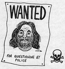 Wanted poster Grol