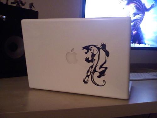 Macbook Sticker