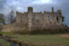 Laugharne Castle (Malcolm Alce-King) Tags: castle wales carmarthenshire wfc laugharne cfw