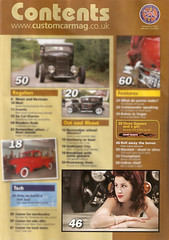 Custom Car February 2010 Index