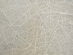 london in pen and paper, 24x18 (studio kmo) Tags: