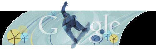 Google #2 Olympics Logo