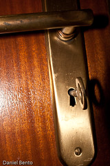 P365/10 Day036 - Lock