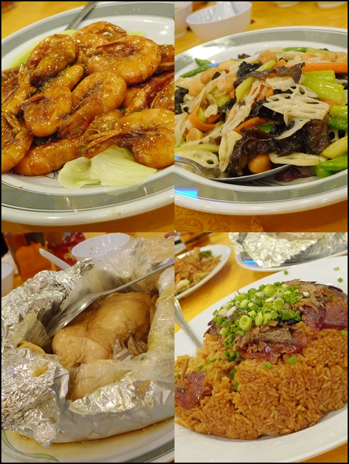 Dishes @ Delight Seafood Restaurant, Ipoh