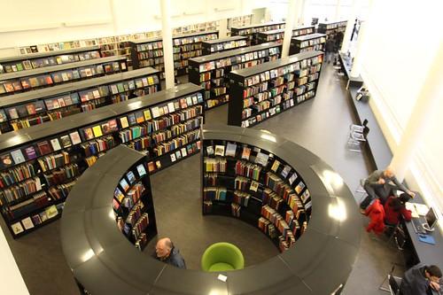 Middelfart Library.