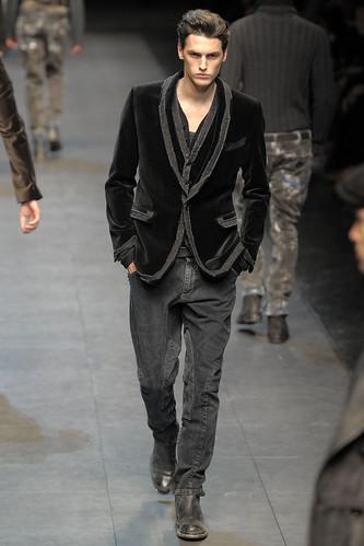 Mathias Bergh3072_FW10_Dolce&Gabbana(gsquared2@mh)