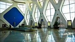 Areoporto di Marrakesh (honeycri) Tags: blue lumix airport shadows blu ombre panasonic morocco marocco marrakesh viaggio geometrie viaggiare panasoniclumix areoporto nonluogo nonlieux lx2 dmclx2 panasoniclx2 honeycri sfidephotoamatori