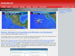 [Sites] travistubbs.net 3.2: Hurricane Rita (InternalServer.net) Tags: thumbnails