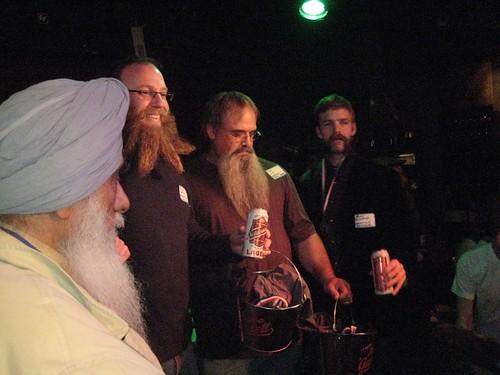 Beard Fest Finalists
